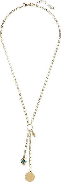 Navajo Y-Neck Necklace