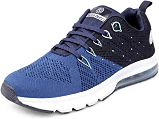 Bacca Bucci® Men's RUNPRISM Running Shoes, Lightweight Casual Sneakers Workout Sport Athletic Shoes for Training Jogging & Gyming