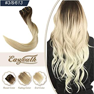 Best side clip in hair extensions Reviews
