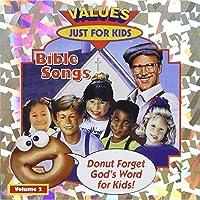 Vol. 2-Donut Man Bible Songs