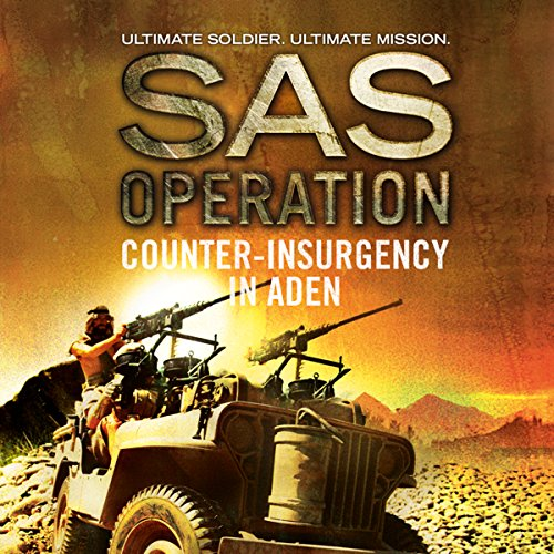 Counter-Insurgency in Aden audiobook cover art
