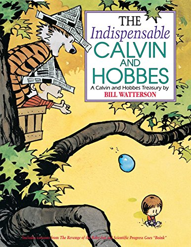 CALVIN & HOBBES...