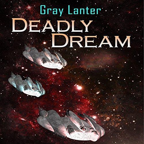 Deadly Dream audiobook cover art