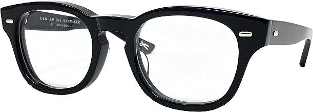 EFFECTOR サングラス 伊達眼鏡 メガネ DENHAM-1-BK 【日本製】 ブラック メンズ レディース ファッション おしゃれ シンプル めがね工房ハトヤ オリジナルメガネ拭き付【正規品】