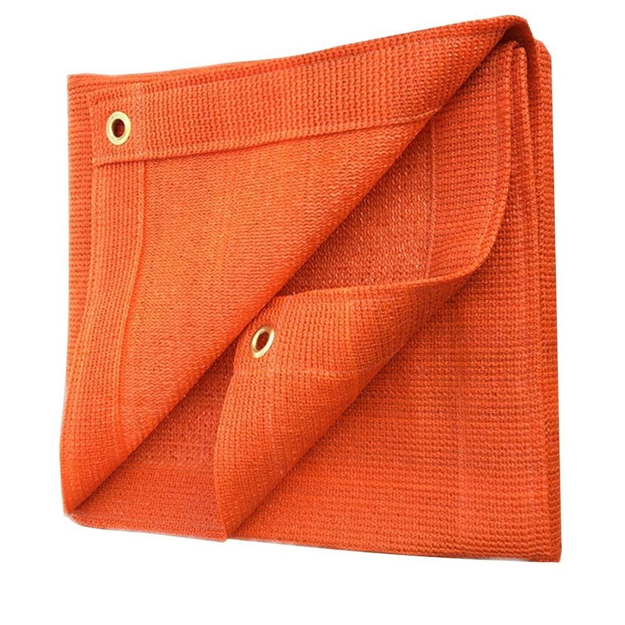 買い物に行く暗唱する宿るGGYMEI オーニングシェード遮光ネット シェードクロス引っ張りに強い防風老化防止家庭用日よけポリエチレン、3色、17サイズ (Color : Red, Size : 3X4M)