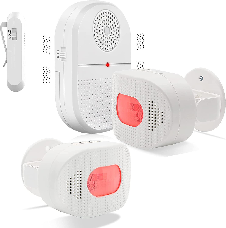 Albuquerque Mall Nippon regular agency CallToU Portable Caregiver Pager Motion P Sensor Vibration Alert