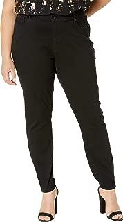 Women's Plus Modern Skinny Jeans, Black Opal, 26 L