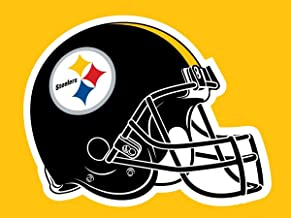 DIY 5D Diamond Painting Kits for Adults 12x16 lnch,Pittsburgh Steelers Full Drill Diamond Painting Crystal Diamond Arts Crafts for Home Wall Decor,NFL Team Logo
