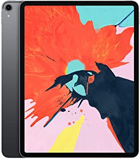 Apple iPad Pro (13 pulgadas, Wi-Fi + celular, 64 GB) - Gris espacial (renovado)