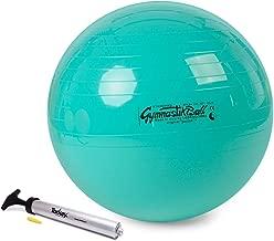 400 kg /Ø 45 cm /Ø 85 cm Pezzi Eggball Maxafe Ballon de Gymnastique Ovale Charge Max