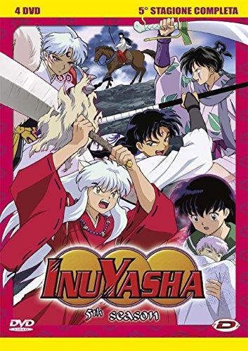 Inuyasha Stagione 05 Episodi 105-130 [Import]
