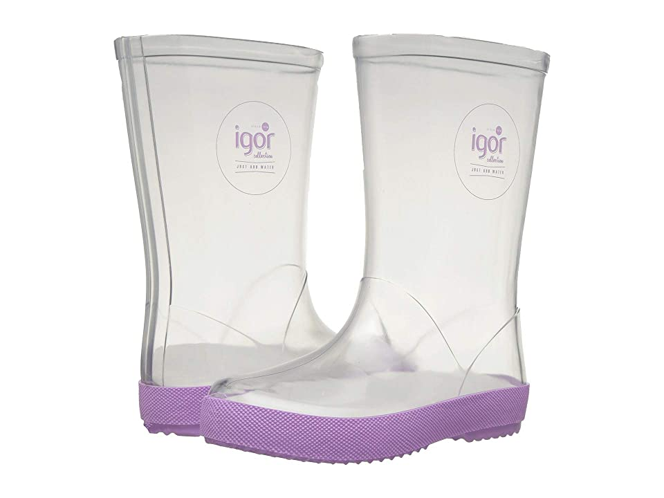 Igor Splash Crystal (Toddler/Little Kid/Big Kid) (Mauve) Girl