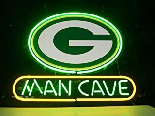 green bay packers man cave ideas
