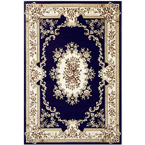 NYKK Alfombra de Noche Persa Tradicional Oriental Diseño Floral Espesar Manta Grande Dormitorio Alfombra de la Sala de Estudio Manta de área de -74.8'* 51.18' Alfombra de Dormitorio