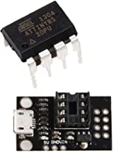 Exiron Mini ATTINY85 Micro USB Development Programmer Board for Tiny85-20PU DIP-8 IC