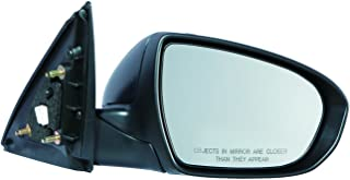 DEPO 323-5401R3EB Kia Optima Passenger Side Non-Heated Power Mirror with Turn Signal Lamp