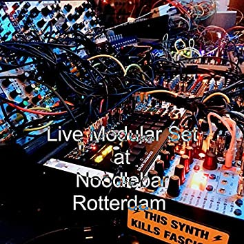 Live Modular Set at Noodlebar Rotterdam