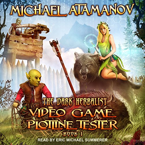 Video Game Plotline Tester audiobook cover art