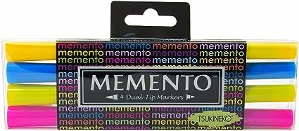 Memento set of six Stitch Markers