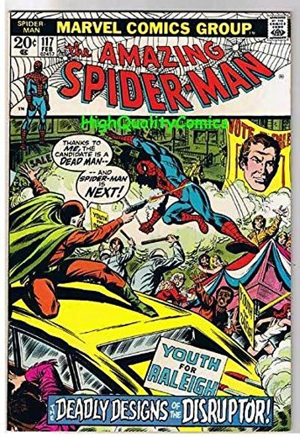 SPIDER-MAN #117, VF, Amazing, Romita, Mooney, Murder, 1963, more ASM in store