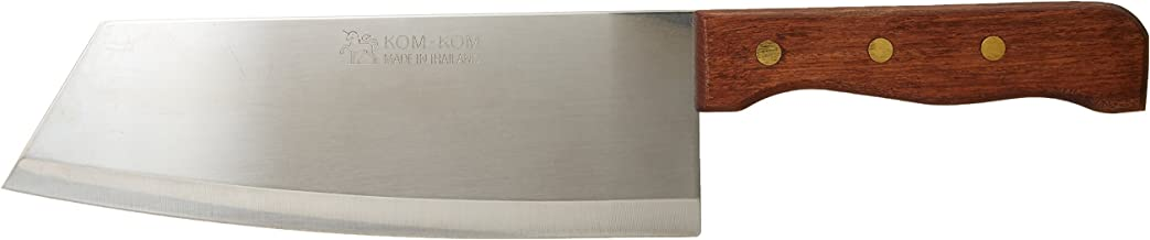 Kom Kom No.21 Stainless Steel Chefs Knife, 8 Inches Thailand Product