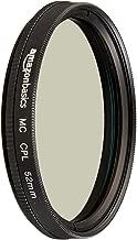 AmazonBasics Circular Polarizer Camera Photography Lens - 52 mm