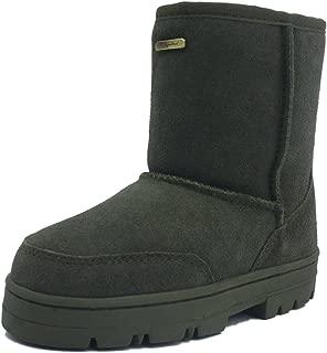 K.Signature Little Kids (4-7 Years) Joyce Classic Sheepskin Winter Boots