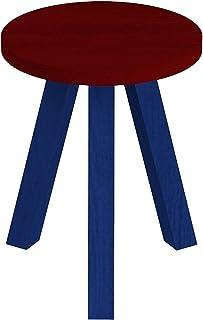 パモウナ スツール 幅35×高さ35×奥行45 日本製 CNANST40TCRLFB