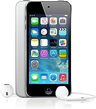 Apple iPod Touch 16GB Black/Silver(5th Generation) (Renewed)