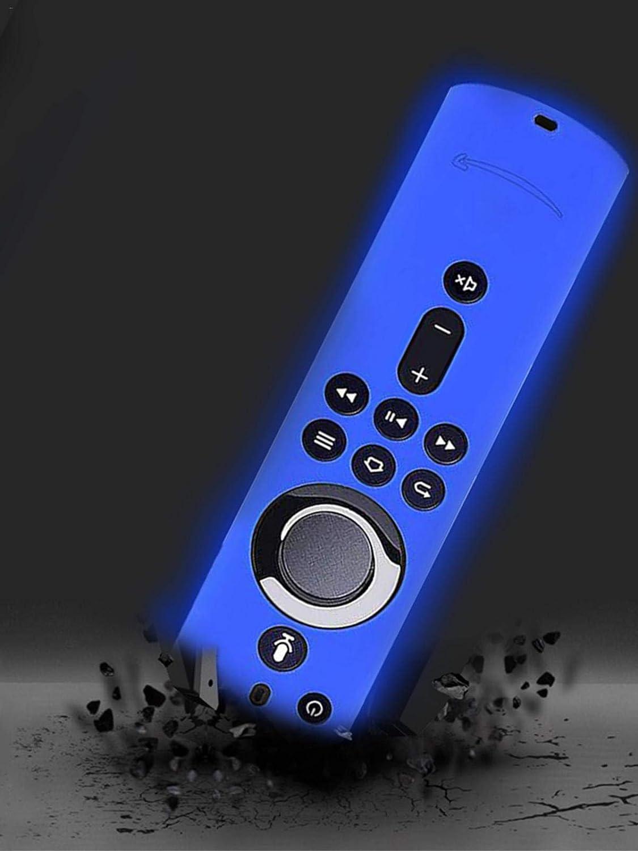 // Fire TV Cube 5,9 Zoll Silikon-Schutzh/ülle F/ür Die Fernbedienung 3. Generation Silikonh/ülle F/ür Fire TV Stick 4k Fernbedienung F/ür Fire TV Stick 4k Fire TV
