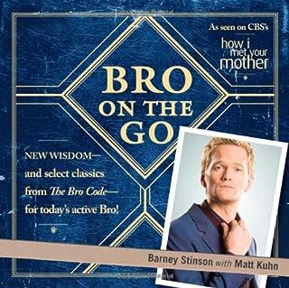 Best barney stinson bro on the go Reviews