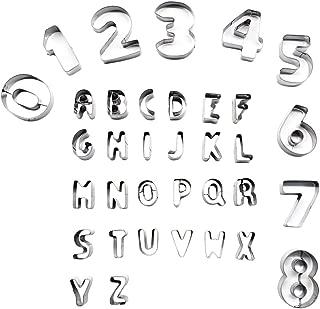 Best fondant alphabet cutters Reviews