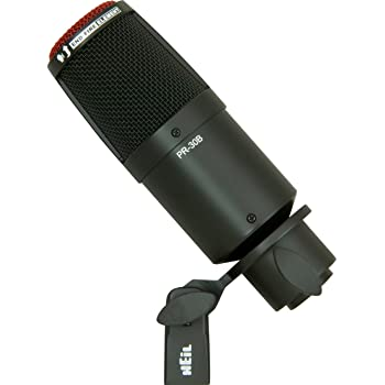 Heil Sound PR 30B Large-Diaphragm Dynamic Microphone