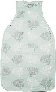 Himbeere Cocooi BabyWrap Merino Baby Pucksack und passender Hut f/ür Neugeborene
