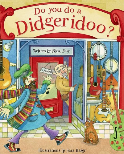 didgeridoo children's book