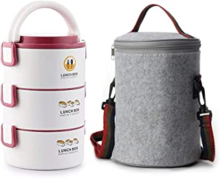 Best layer lunch box Reviews