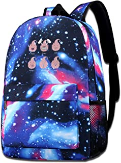 My Majin Moods Shoulder Bag Fashion School Star Printed Bag