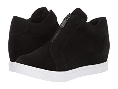 Blondo Glenda Waterproof (Black Suede) Women