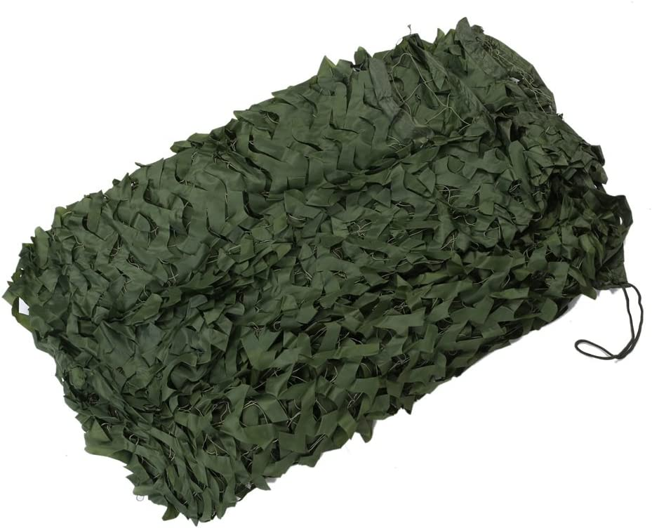 Wildoor Camouflage Net for Photography Raleigh New popularity Mall Decoration Hun Background