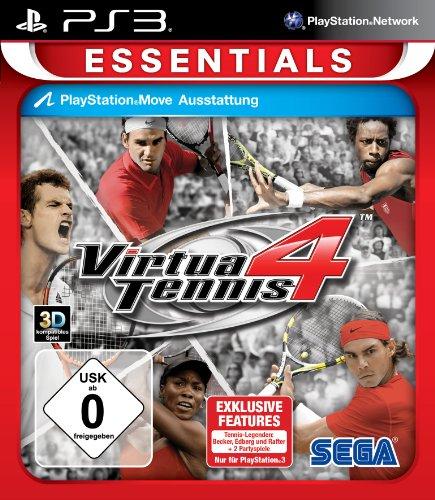 Virtua Tennis 4 Essentials (PS3)