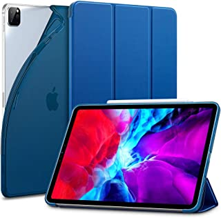 ESR for iPad Pro 12.9 2020 Case, Rebound Slim Smart Case with Auto Sleep/Wake [Viewing/Typing Stand Mode] [Flexible TPU Ba...