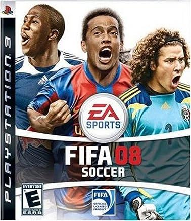 Usado: Jogo Fifa Soccer 08 PS3 -