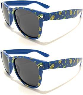 2 pack - Polarized Pattern Sunglasses