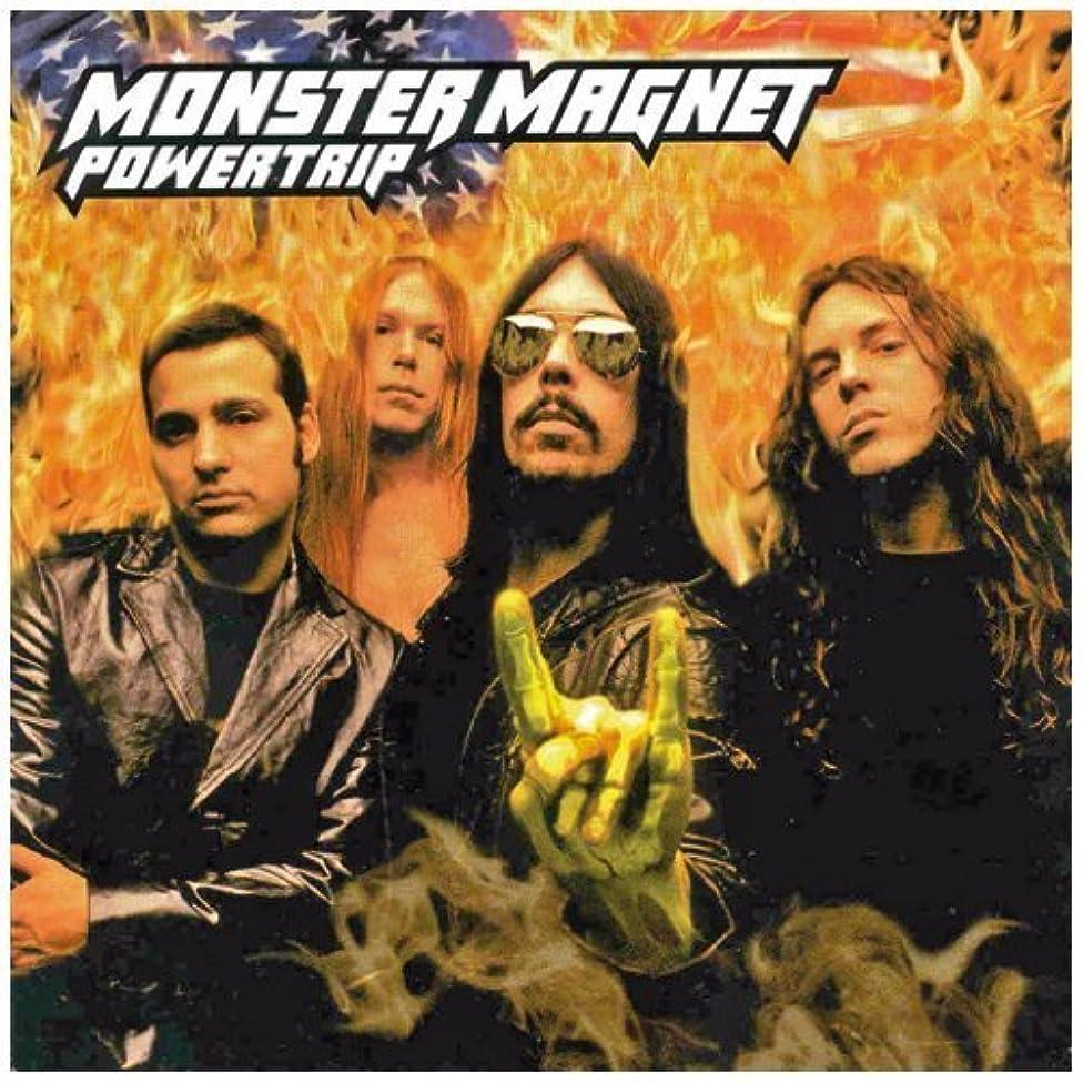 Powertrip by Monster Magnet Explicit Lyrics edition (1998) Audio CD