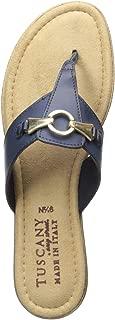 Easy Street Women's Tuscany Farah Thong Sandal Wedge