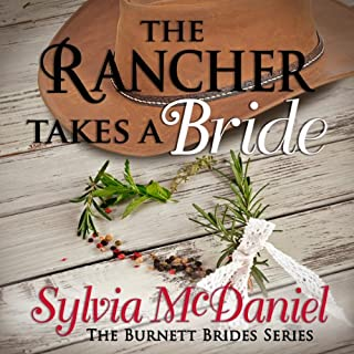 The Rancher Takes a Bride cover art