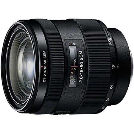 Sony Sal1650 Standard Zoom Objektiv Schwarz Kamera