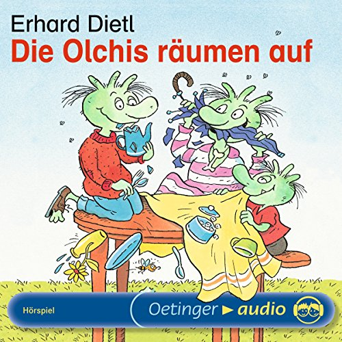 Die Olchis räumen auf                   By:                                                                                                                                 Erhard Dietl                               Narrated by:                                                                                                                                 Rainer Schmitt,                                                                                        Stephanie Kirchberger,                                                                                        Maritna Mank                      Length: 29 mins     Not rated yet     Overall 0.0