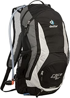 Deuter 32133 71300 Race EXP Air with 3 Liter Reservoir-Perfect for Hiking, Biking, Hunting, Offroad and Motorcycling