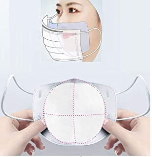 マスクフィルター マスク用取り替えシート マスク用パッド 100枚(50枚*2箱)